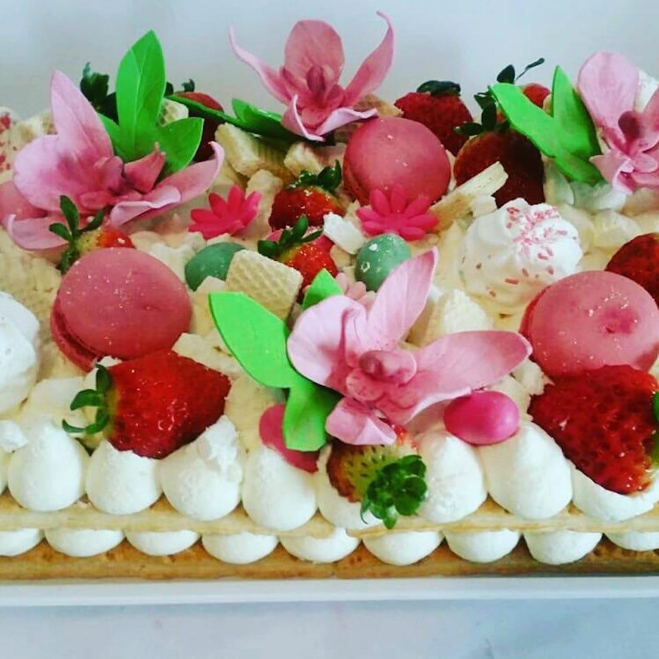 cream tart italiana