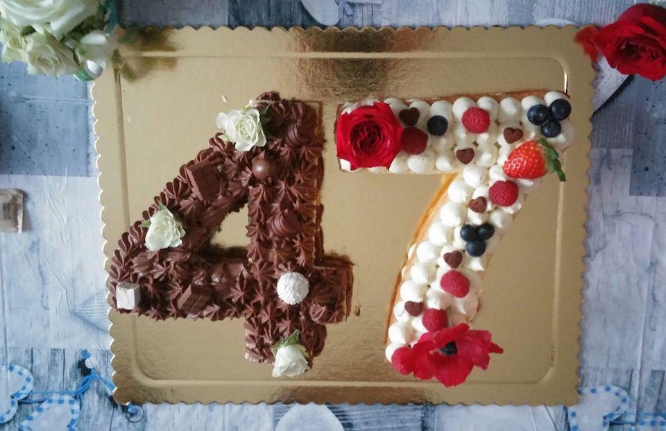 cream tart numeri