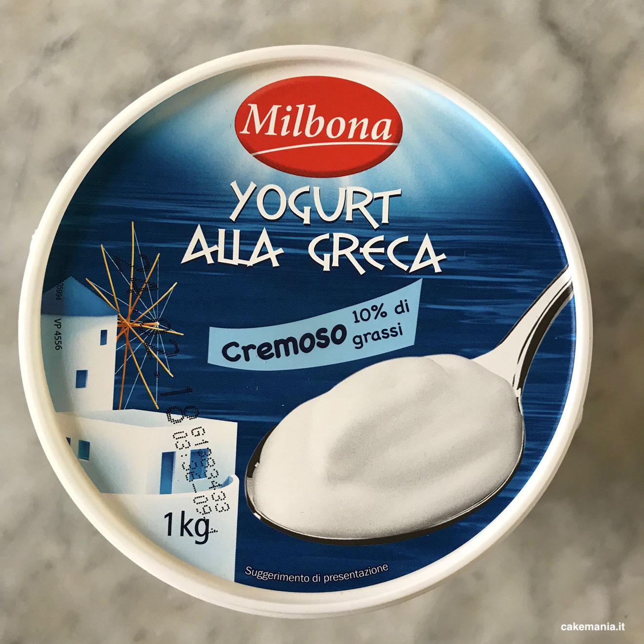 yogurt milbona