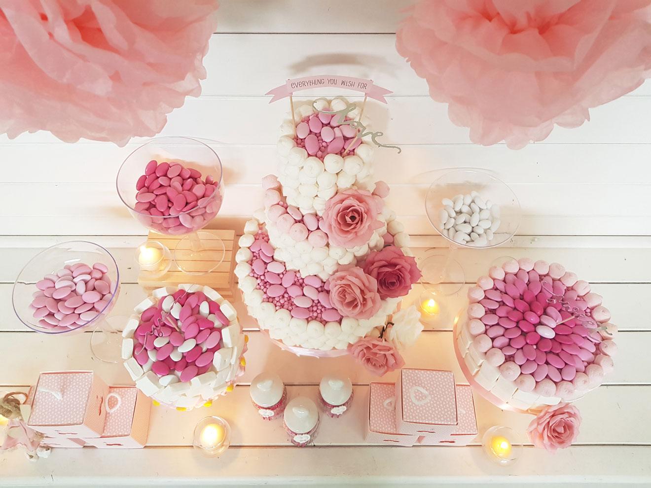 Come Addobbare Un Tavolo Per Confettata come organizzare una confettata da battesimo