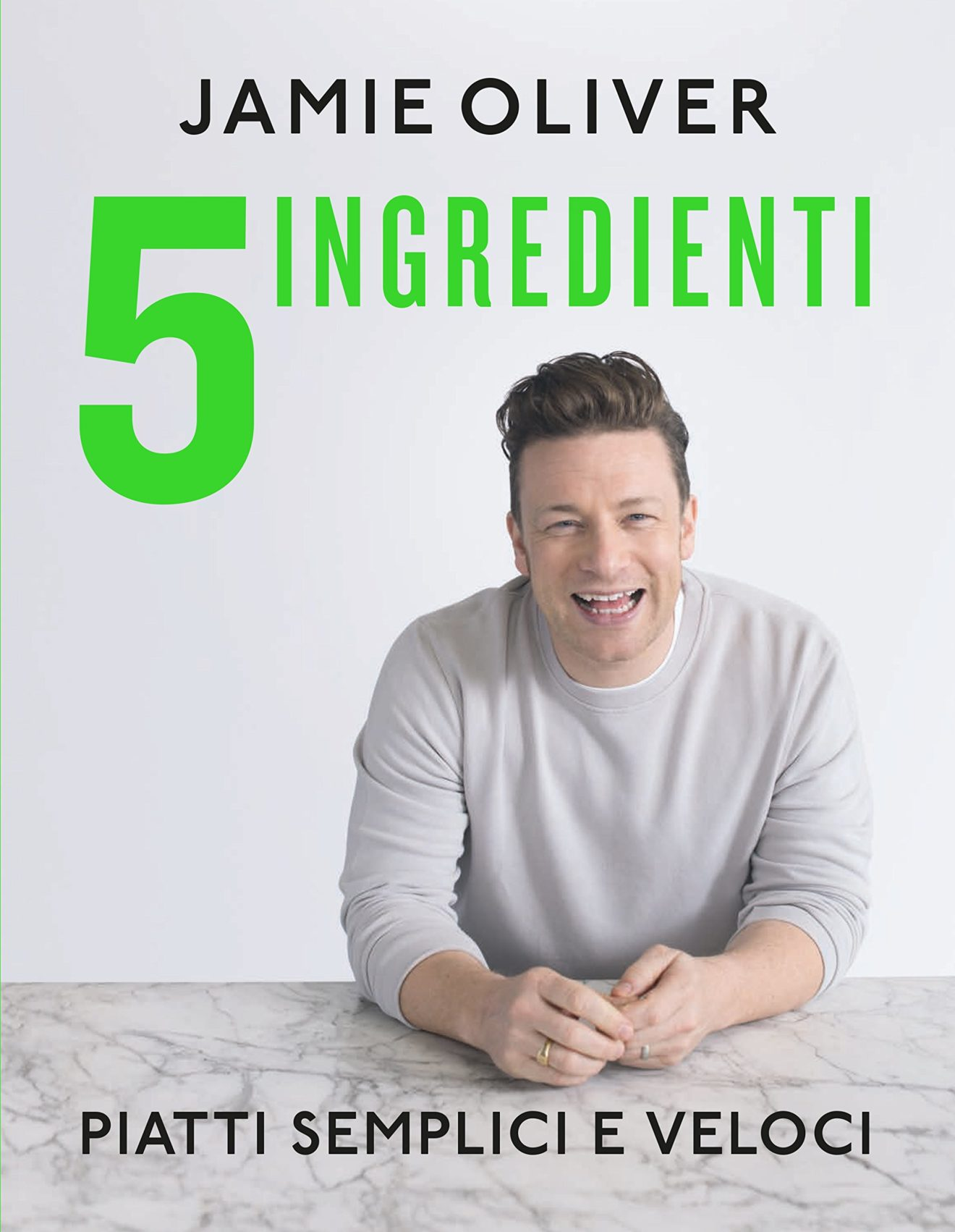 ricetta da Jamie Oliver 5 ingredienti