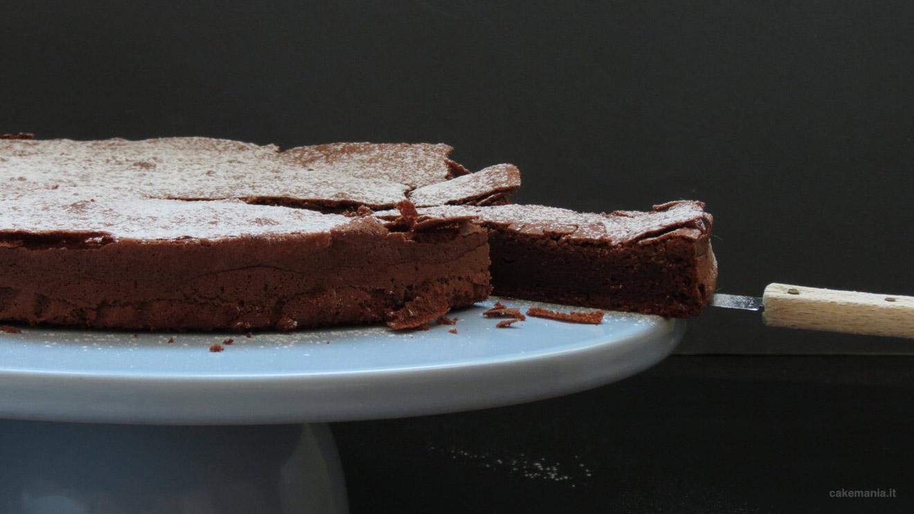torta facile al cioccolato