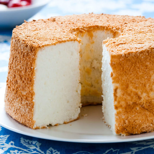 differenza tra angel food cake e chiffon cake
