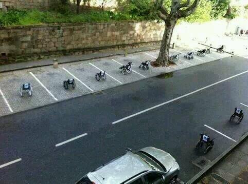 carrozzine protesta