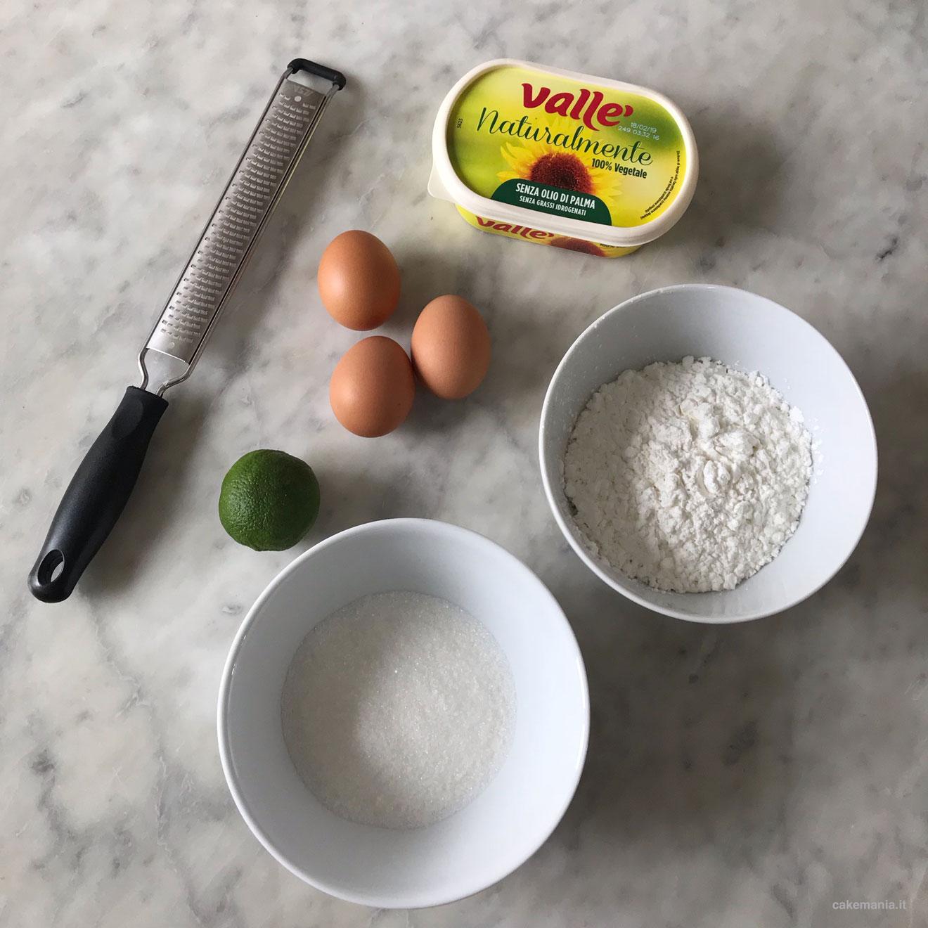 torta margarina vallé