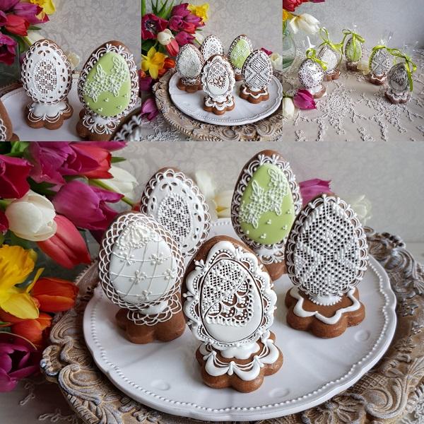 biscotto pasqua forma uovo