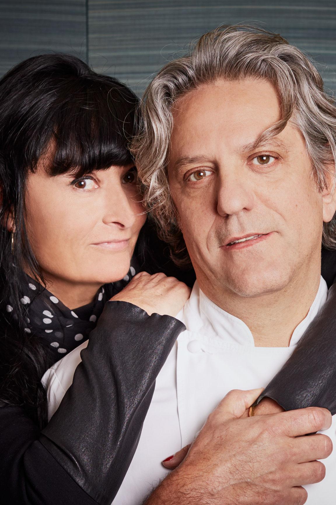 Plaxy e Giorgio Locatelli