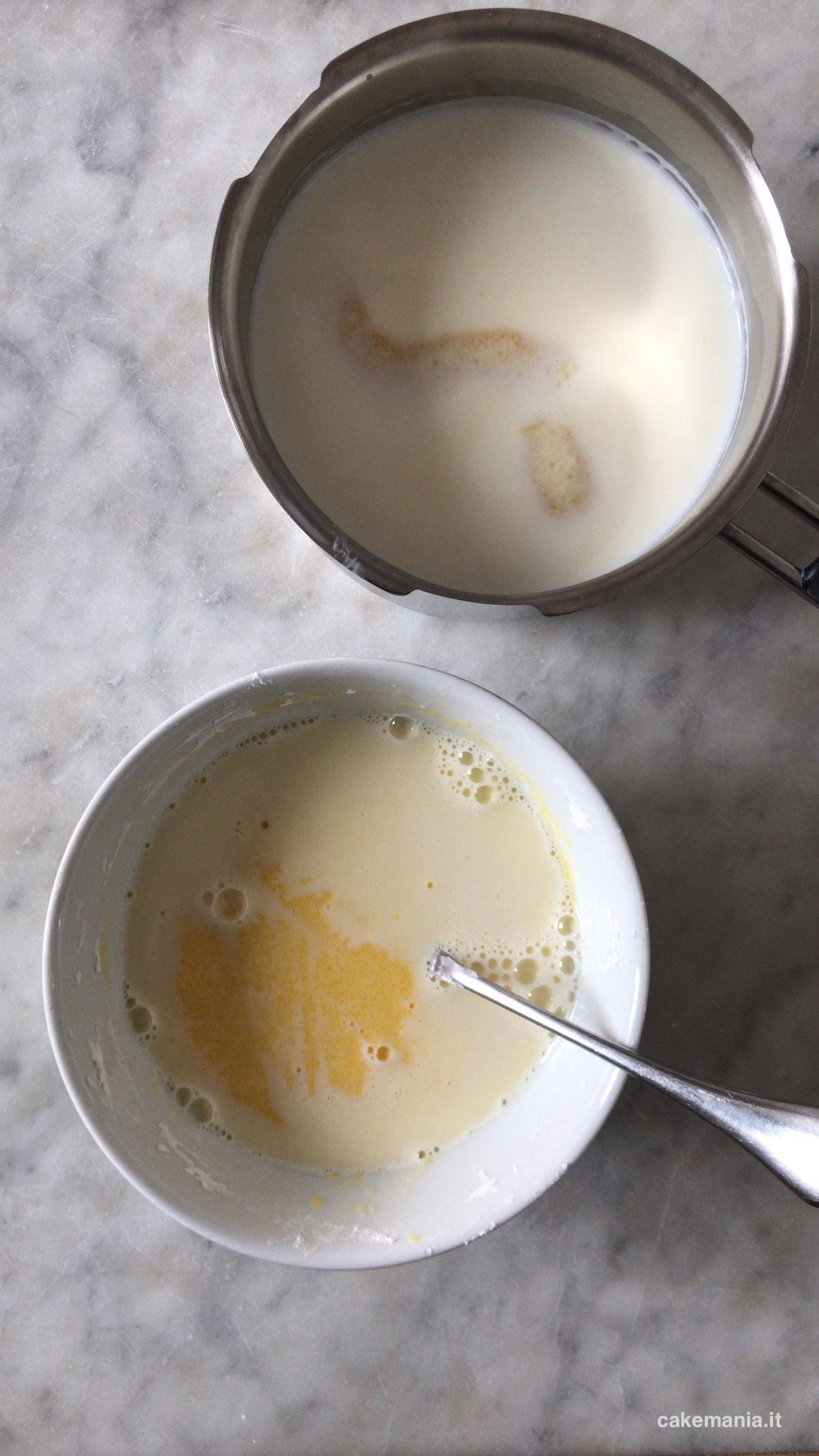 ricetta flan