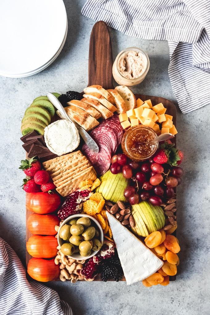 cheese platter glory
