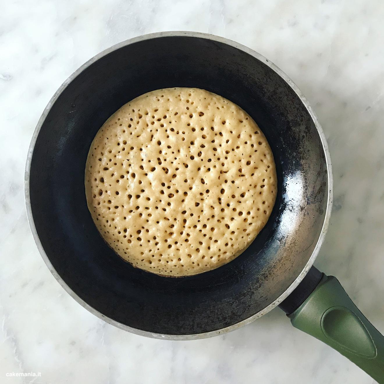 padella pancake
