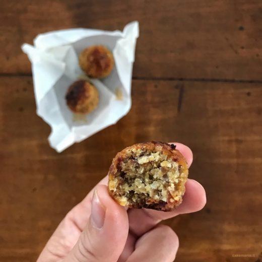 ricetta falafel dolci