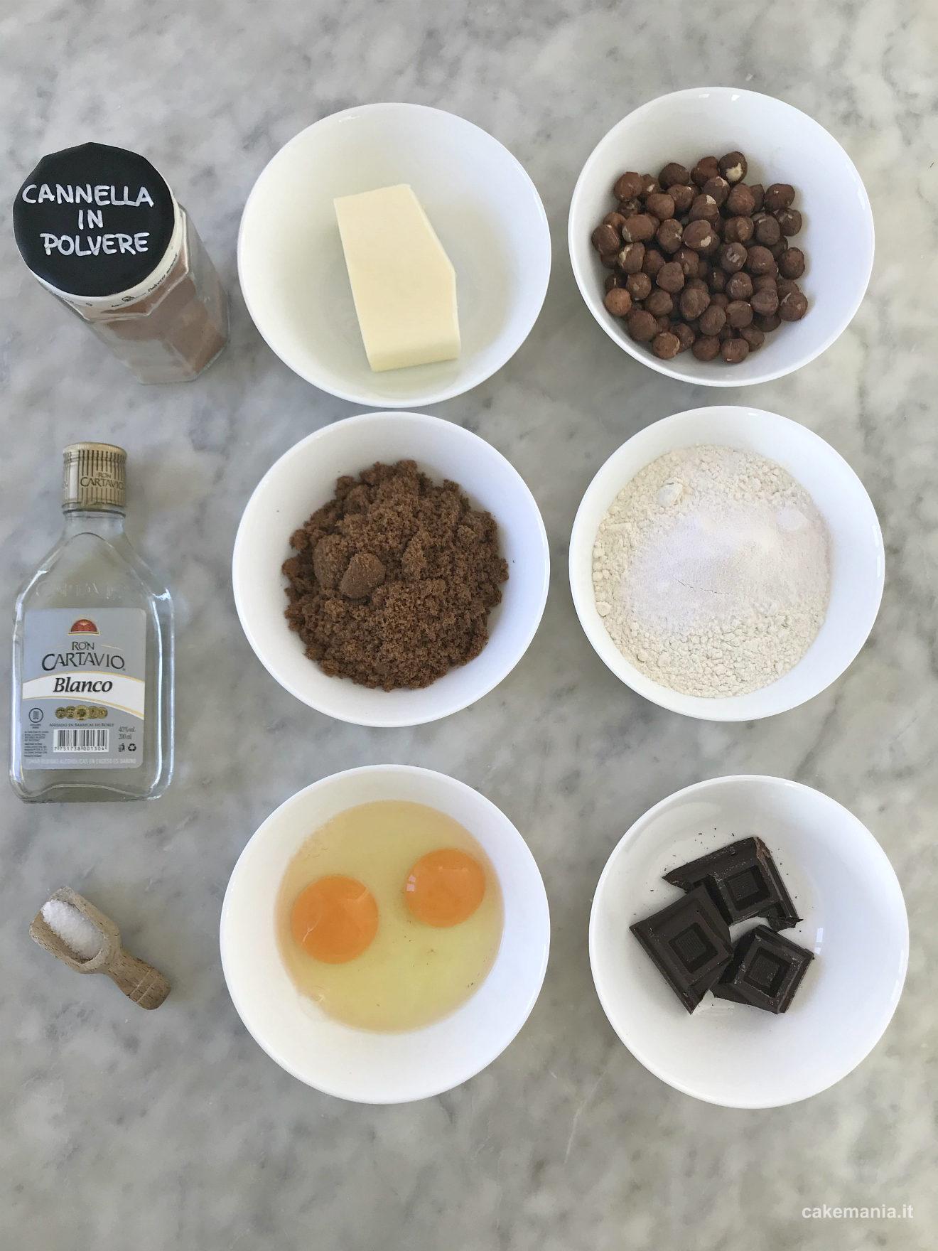 ricetta dolce facile cioccolato