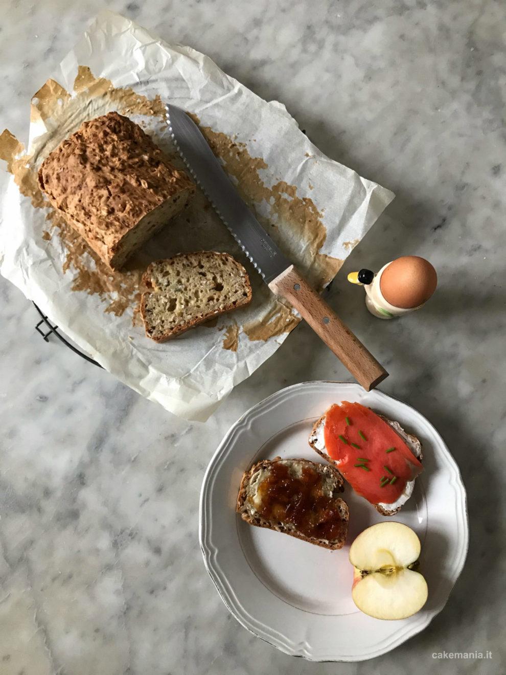 soda bread brunch colazione
