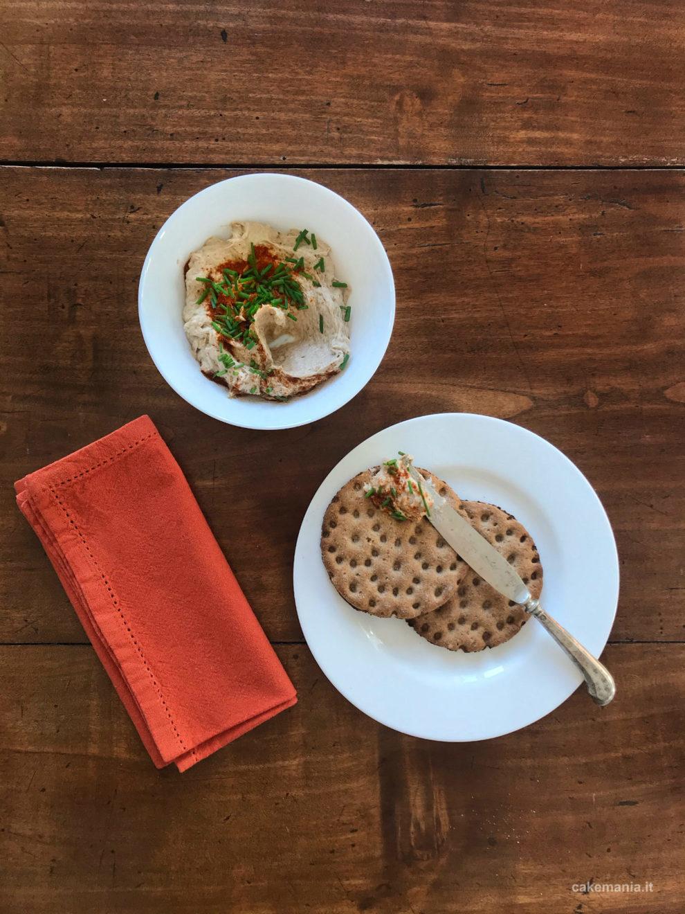 ricetta patè di pesce facile