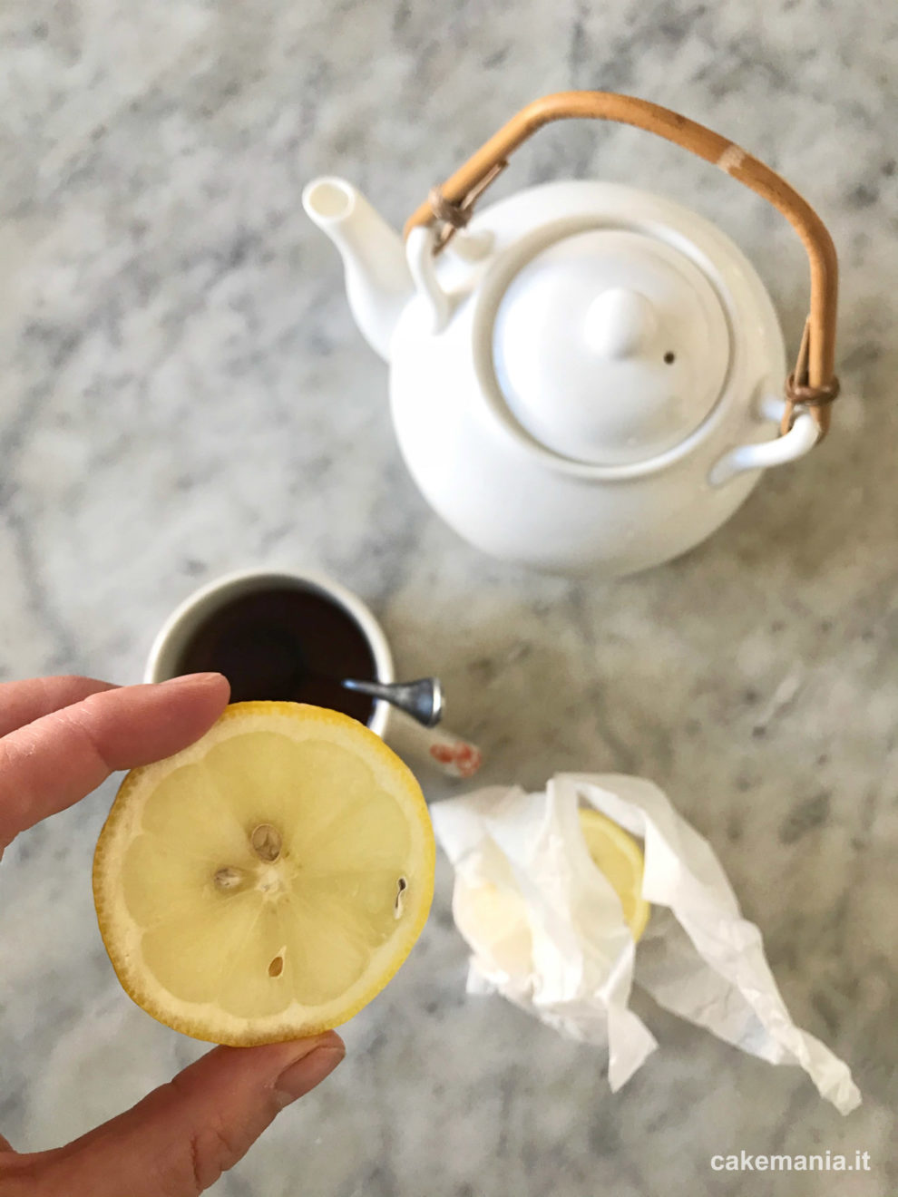 come conservare i limoni tagliati
