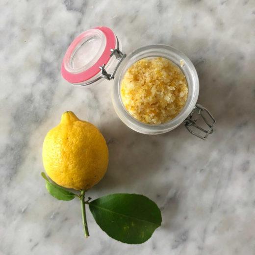 come riciclare le scorze di limone metodo cakemania