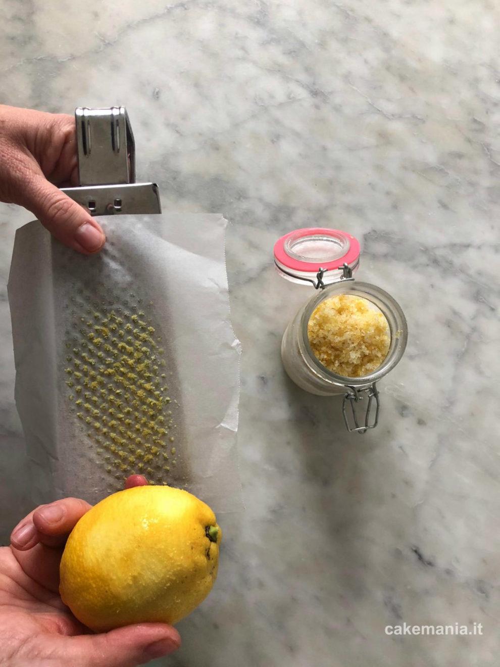 come riciclare le scorze dei limoni metodo cakemania