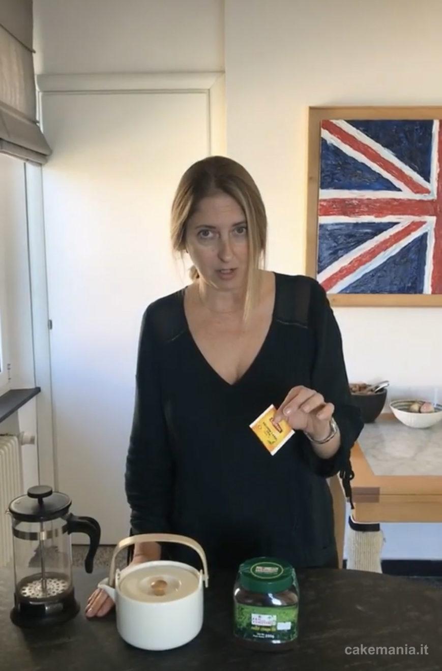 miscela di tè economica