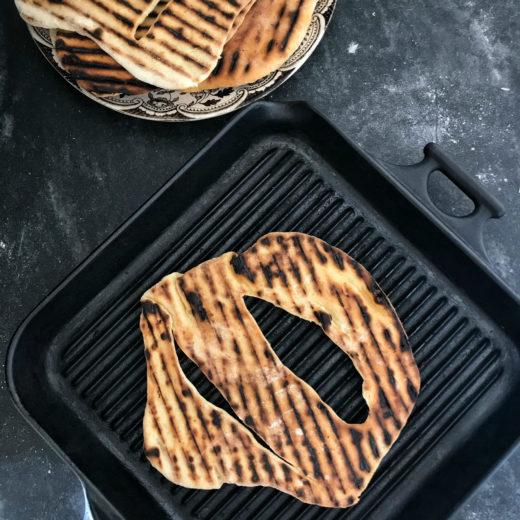 ricetta flat bread cakemania