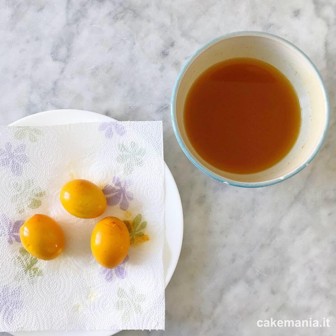 preparazione deviled eggs