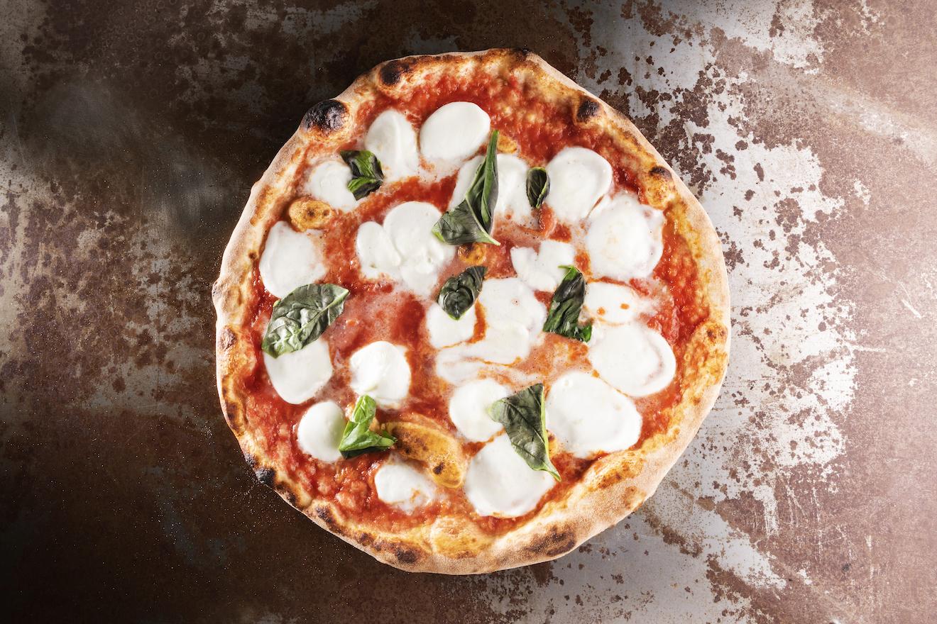 ricetta Pizza Margherita senza lievito