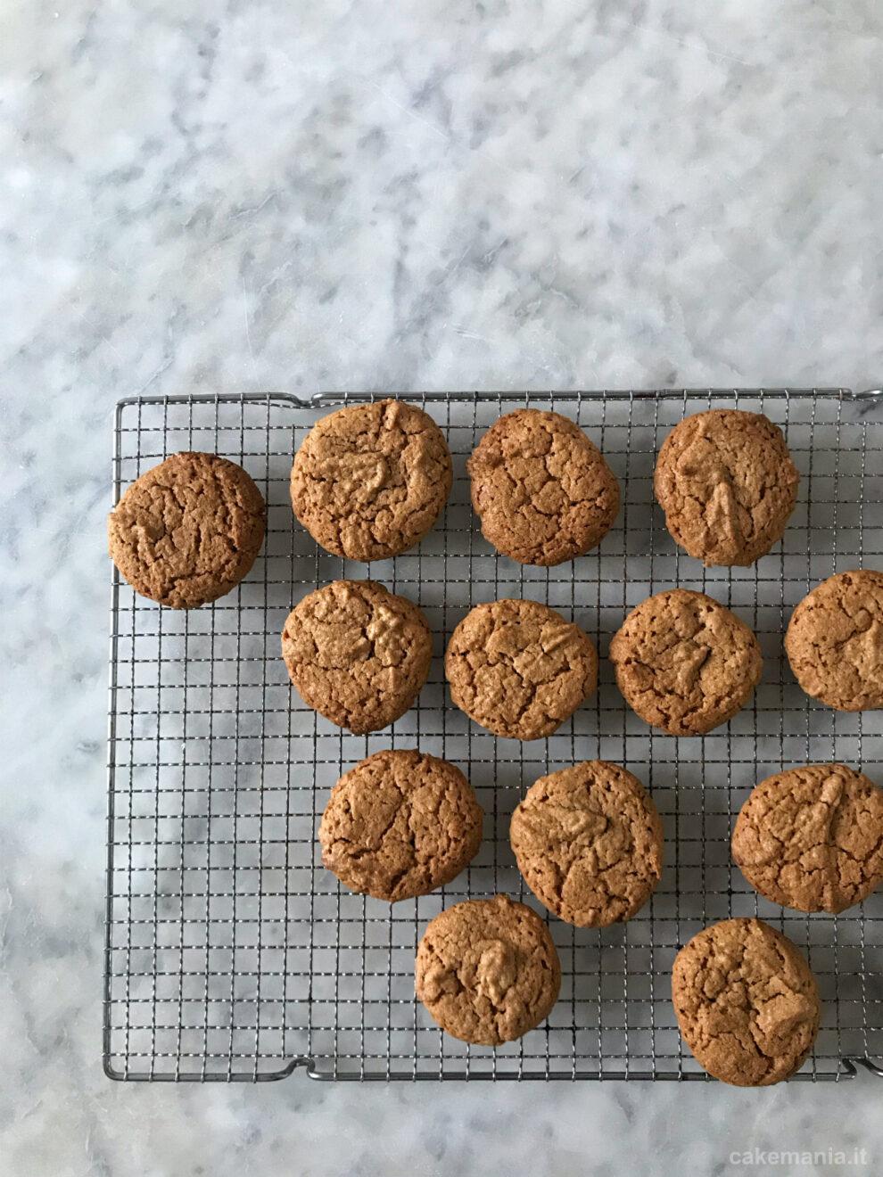 biscotti al burro di arachidi ricetta cakemania