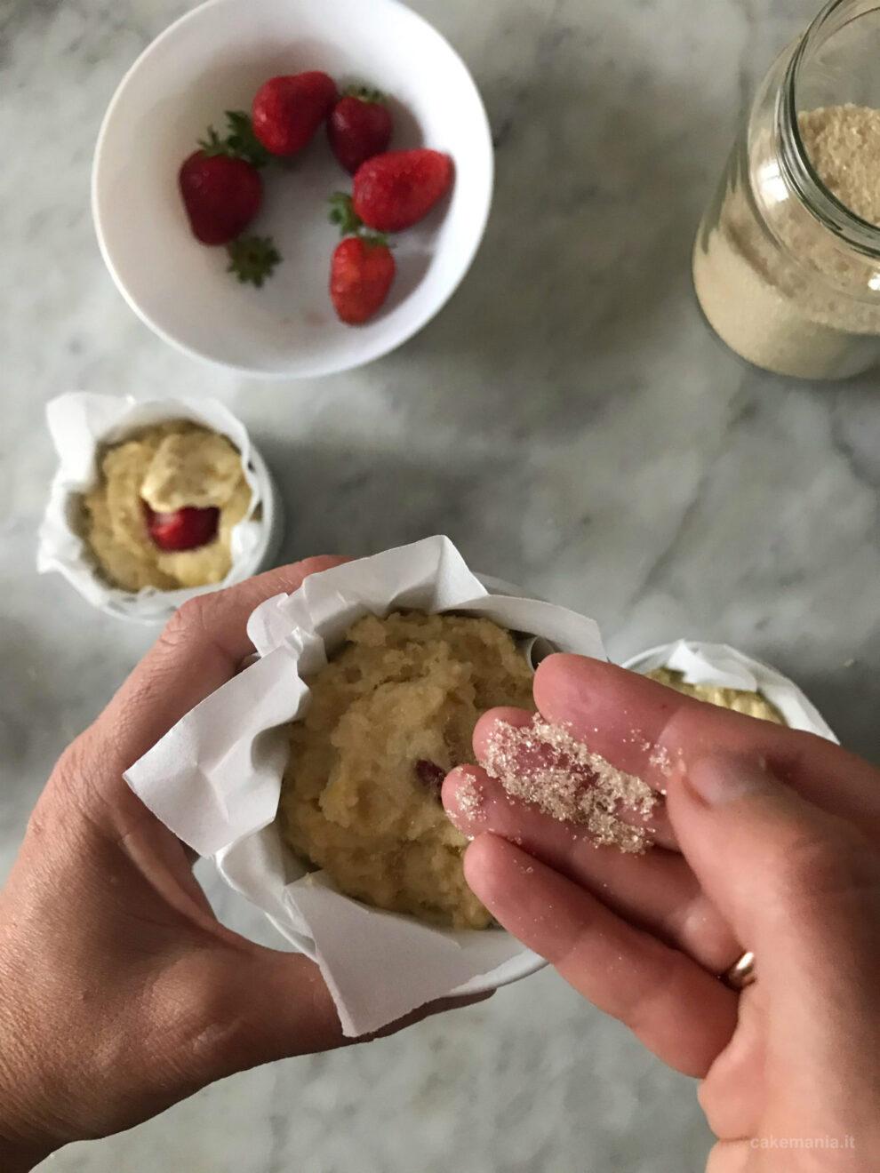 ricetta muffin originale