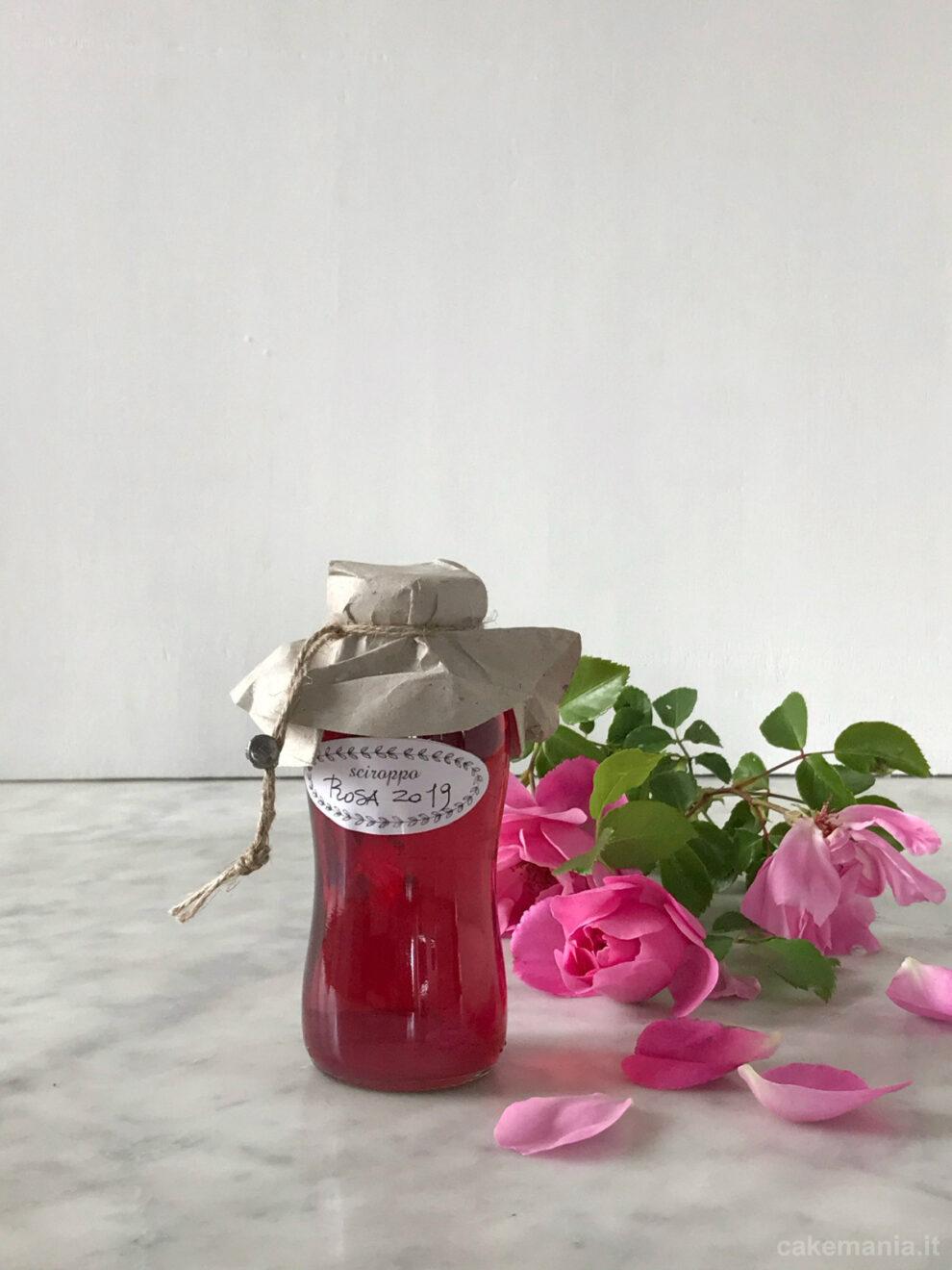 sciroppo di rose aboutgarden