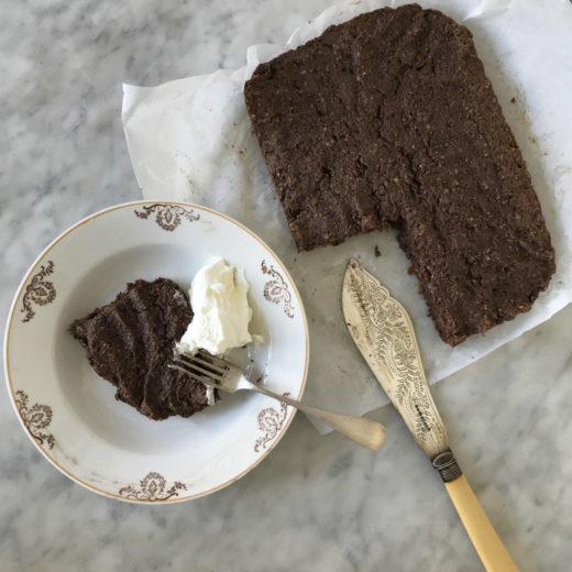torta cioccolato e nocciole ricetta cakemania