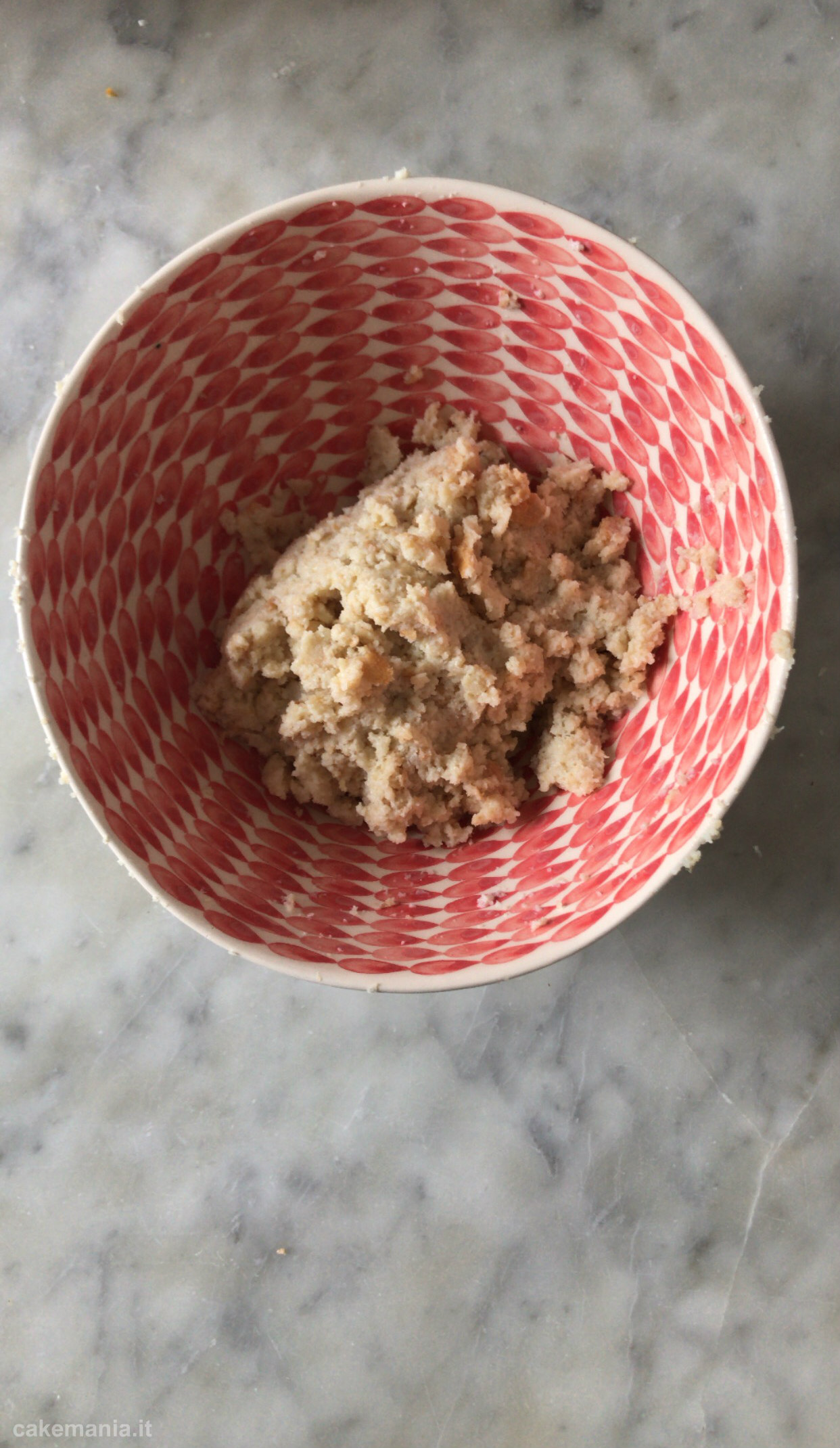 impasto di pane per mariconda