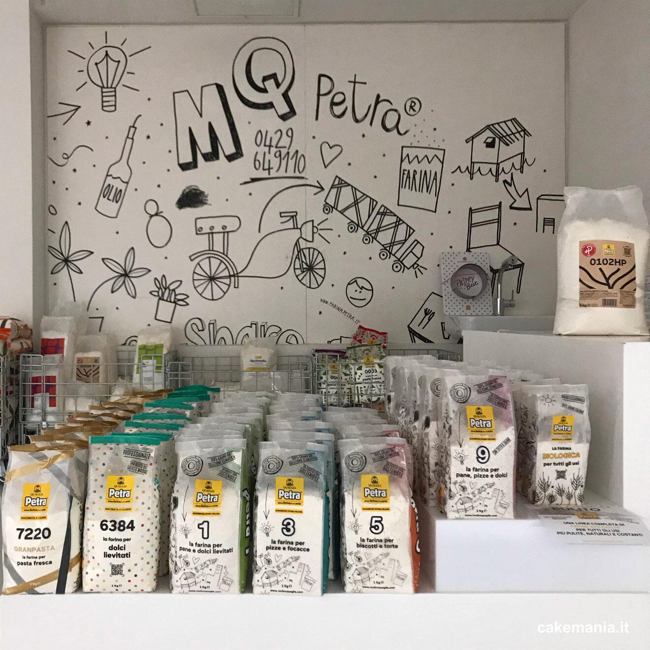spaccio shop farina petra