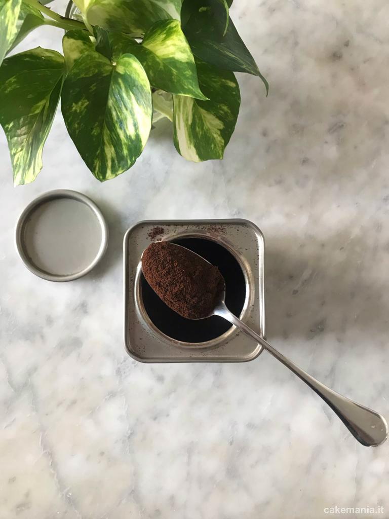 fertilizzante fai da te con caffè