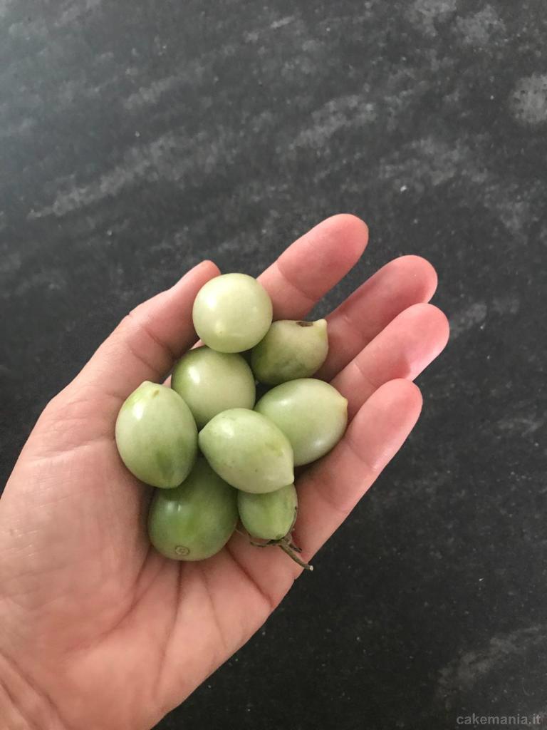 pomodorini verdi