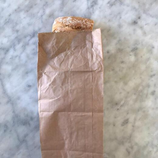 sacchetto del pane